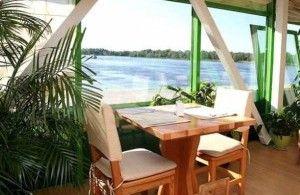 Рестораны на воде