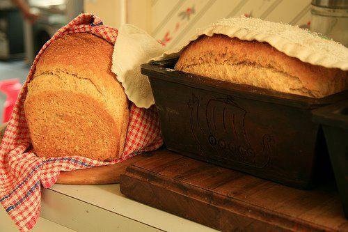 Приготовит хлеб в домашних условиях 401