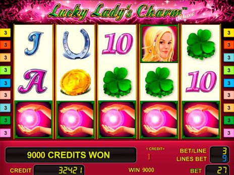 online casino video poker lucky lady charm