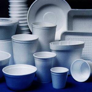 Одноразовая посуда для ресторанов