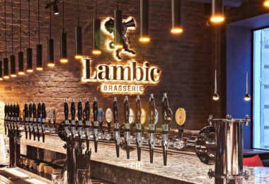 пивные рестораны Lambic Brasserie